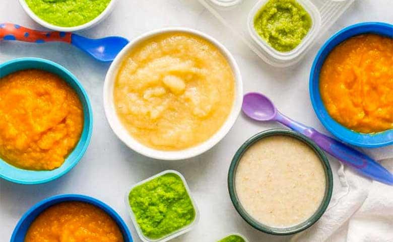 Ingredienser barnemat